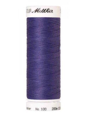 Универсальная нить AMANN GROUP METTLER Германия, SERALON, 200 м (цвет фиолетовой тени 1085) - Фото 17
