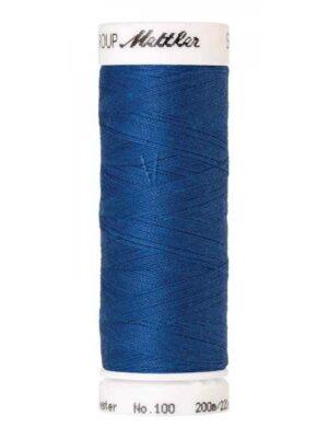 Универсальная нить AMANN GROUP METTLER Германия, SERALON, 200 м (цвет викторианский синий цвет 1463) - Фото 10