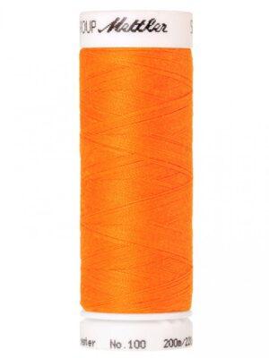Универсальная нить AMANN GROUP METTLER Германия, SERALON, 200 м (цвет оранжевого пламени 5021) - Фото 14
