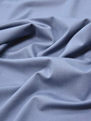 Джерси punto milano серо-голубой оттенок (5138) - Фото 12