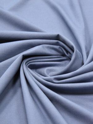 Джерси punto milano серо-голубой оттенок (5138) - Фото 13