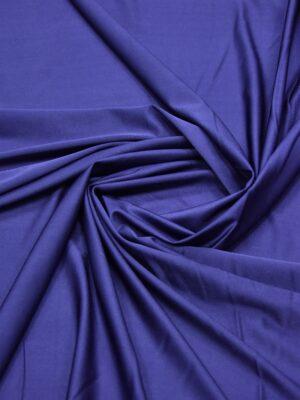 Подклад трикотажный темно-синий (6008) - Фото 12