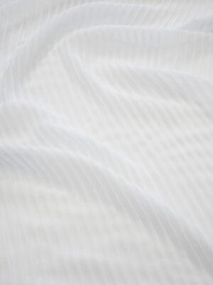 Плиссе шифоновое белое (7081) - Фото 17