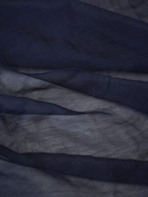 Шифон креш черничного оттенка (7757) - Фото 14
