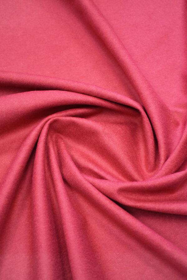 Твид неопрен розовый с темно-синей изнанкой (9391) - Фото 9