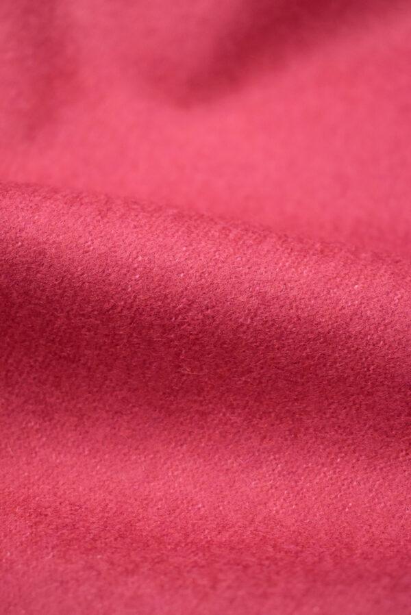 Твид неопрен розовый с темно-синей изнанкой (9391) - Фото 8
