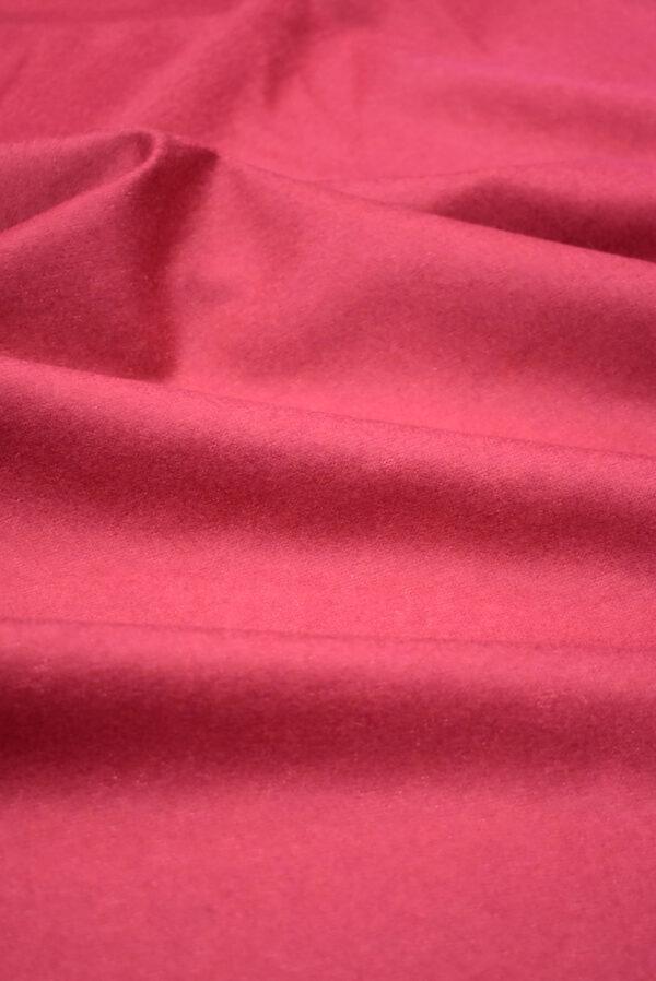 Твид неопрен розовый с темно-синей изнанкой (9391) - Фото 11