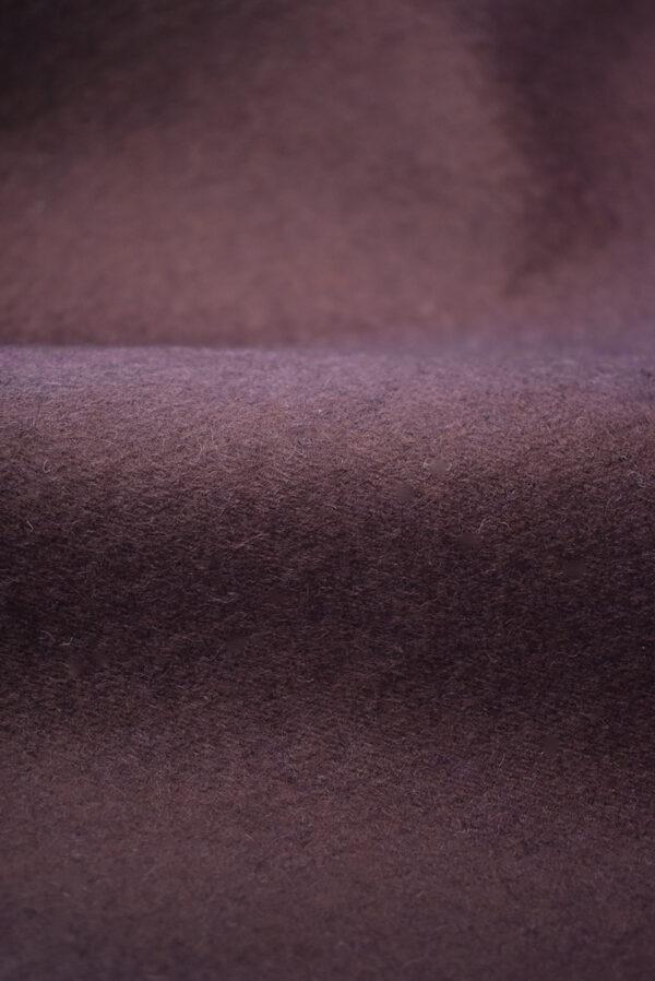 Твид неопрен пыльно-лиловый с черным (9341) - Фото 8