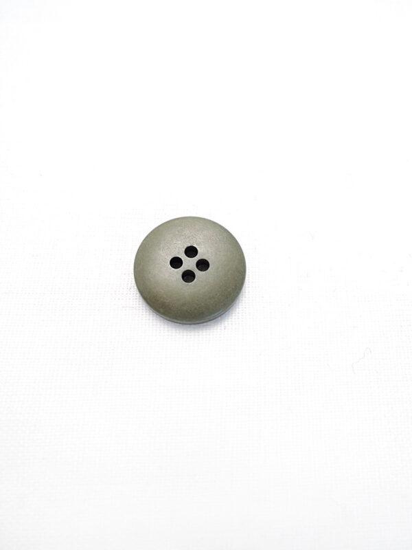 Пуговица пластик круглая на прокол защитный с надписью 18 мм (p0787) к21 - Фото 8
