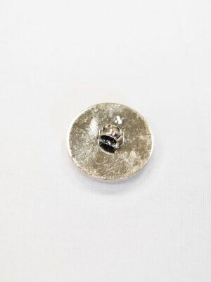 Пуговицы пластик эмаль белые с светло-золотистой девушкой (р1003) - Фото 13
