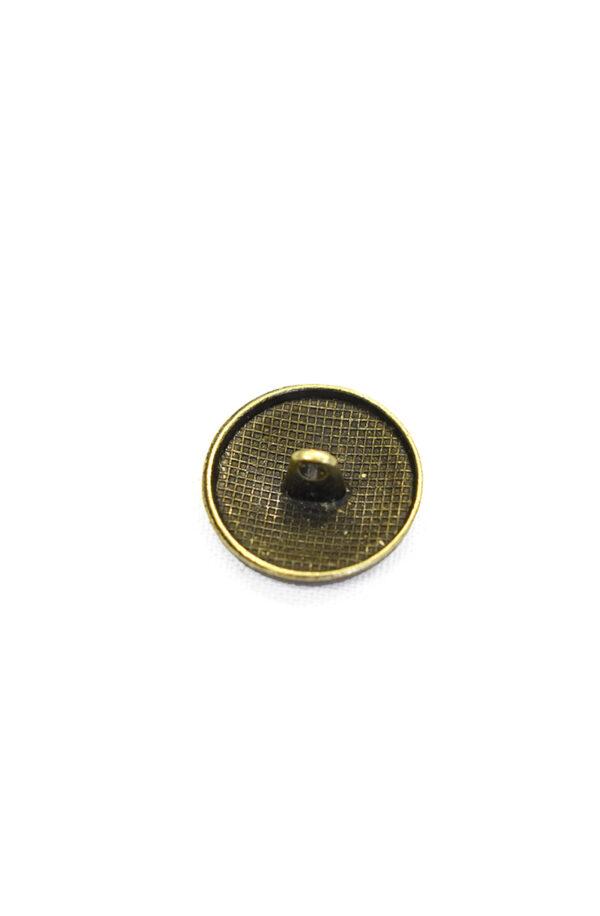 Пуговица металл бронза с гербом (р1242) - Фото 8