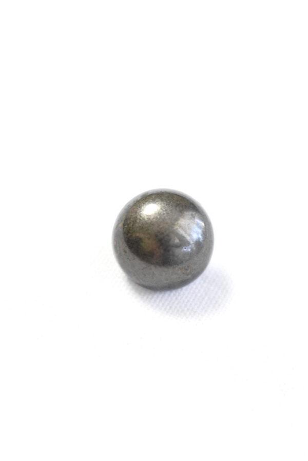 Пуговица анодированная сталь на ножке (р1256) - Фото 6