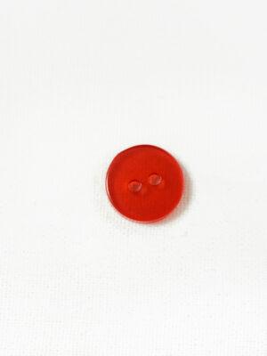 Пуговица пластик красного оттенка (р1269) - Фото 18