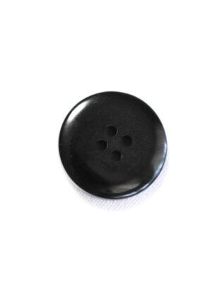 Пуговица коричневая с мраморным узором и вставкой в виде месяца (р1286) - Фото 18