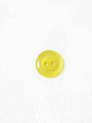 Пуговица пластик желтого оттенка (р1323) - Фото 14
