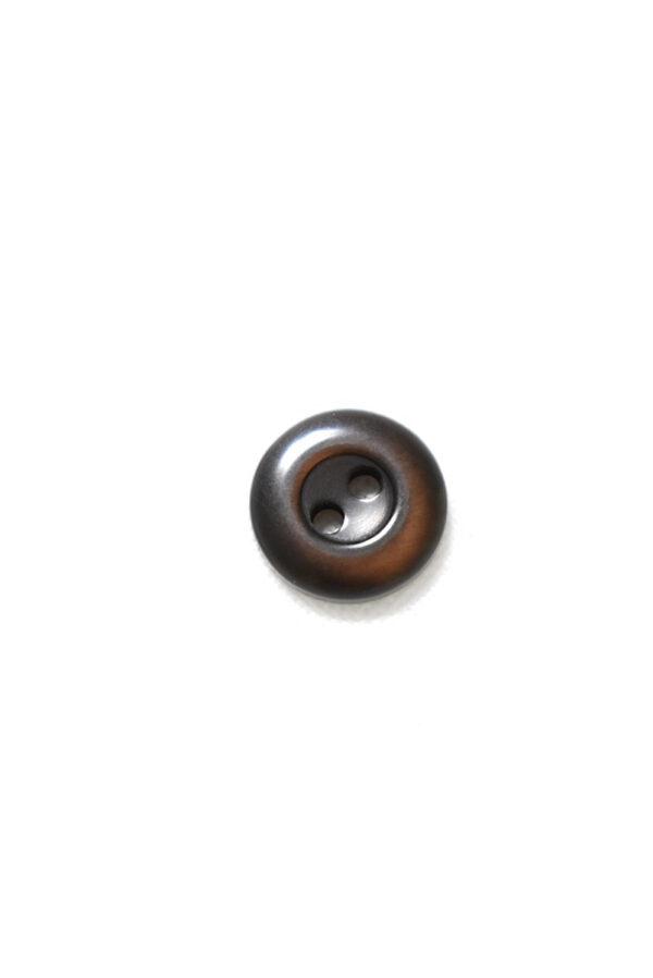 Пуговица пластик коричневого оттенка (р1325) - Фото 6
