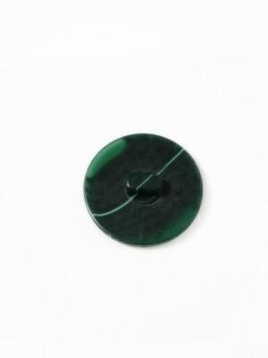 Пуговица большая темно-зеленая с разводами (р1401) - Фото 18