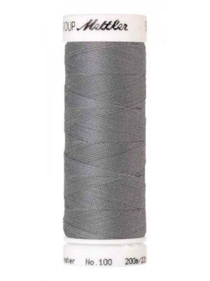 Универсальная нить AMANN GROUP METTLER Германия, SERALON, 200 м (цвет стальной серый 3501) - Фото 17