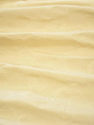 Тафта с вышивкой ваниль (9093) - Фото 24