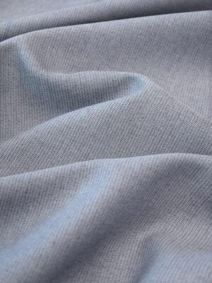 Костюмная ткань серо-голубого оттенка (9247) - Фото 16
