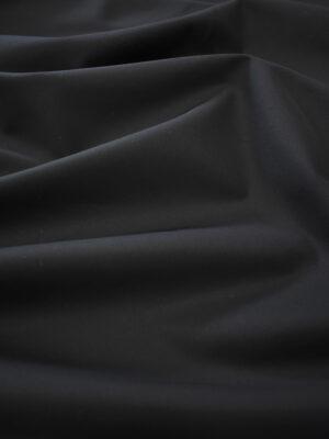 Хлопок черный костюмный (9315) - Фото 16