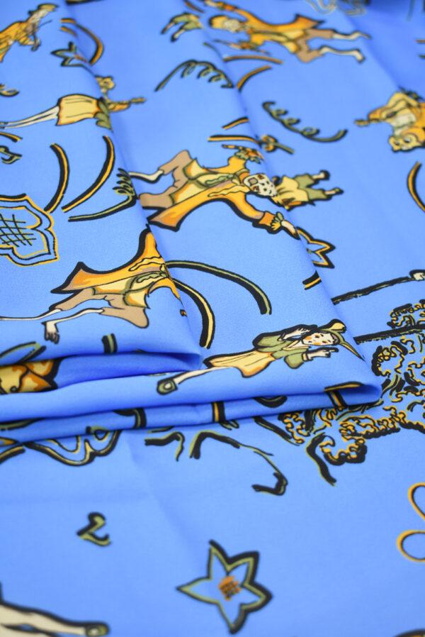 Креп бременские музыканты (9335) - Фото 9