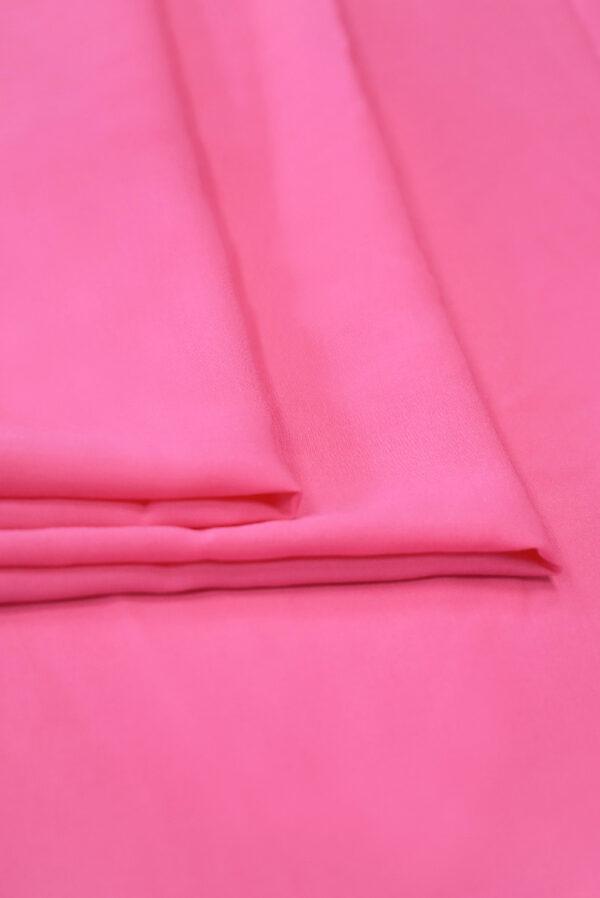 Штапель ярко-розового оттенка (9367) - Фото 8