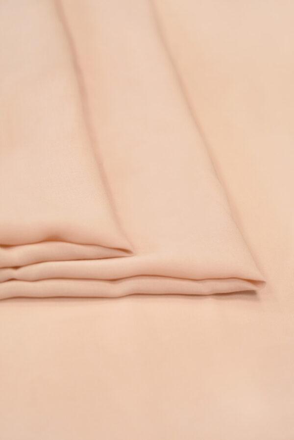 Штапель светло-розового оттенка (9375) - Фото 9