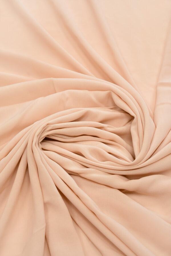 Штапель светло-розового оттенка (9375) - Фото 8