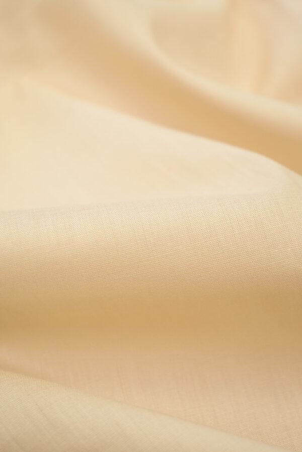 Хлопок персикового оттенка (9376) - Фото 11