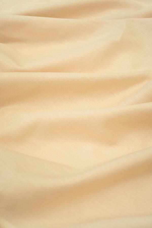 Хлопок персикового оттенка (9376) - Фото 6