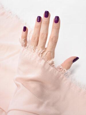 Штапель бледно-розовый (9377) - Фото 15