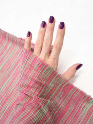 Кашкорсе в зеленых и розовых оттенках (9378) - Фото 13