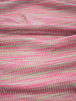 Кашкорсе в зеленых и розовых оттенках (9378) - Фото 12