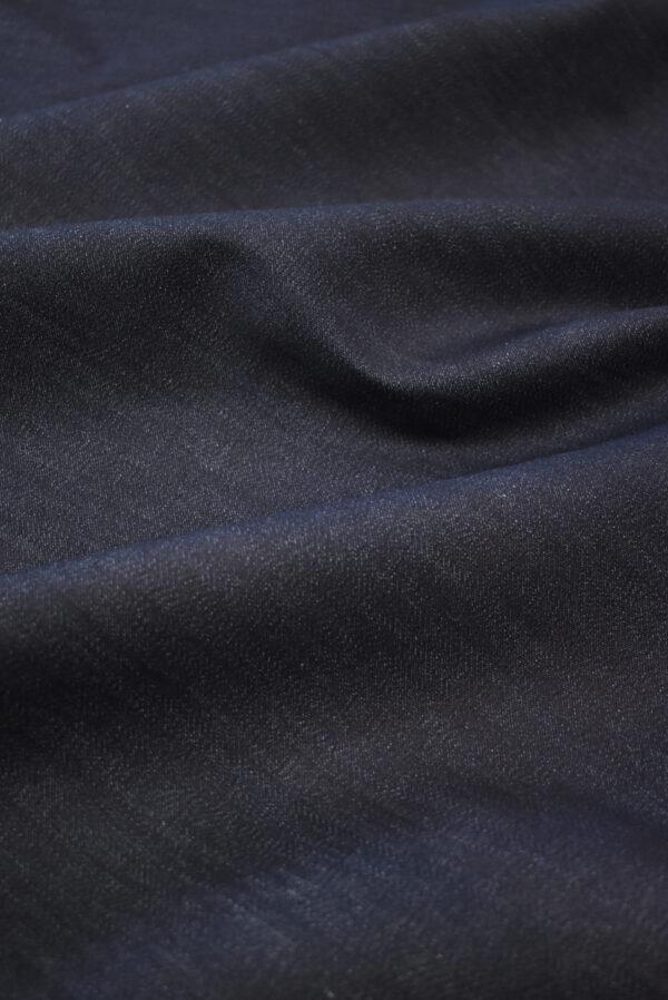 Джинс стрейч оттенок черника (9379) - Фото 6