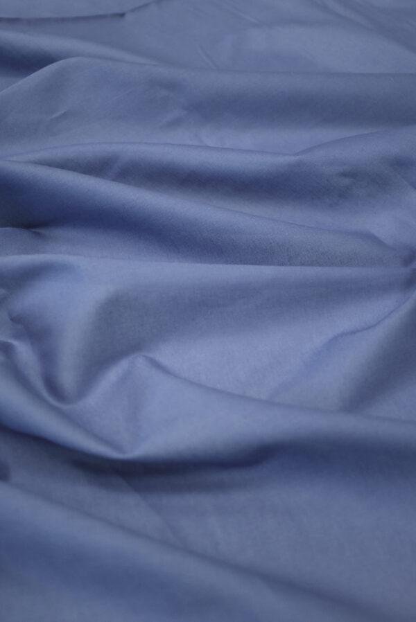 Хлопок серо-голубого оттенка (9402) - Фото 6