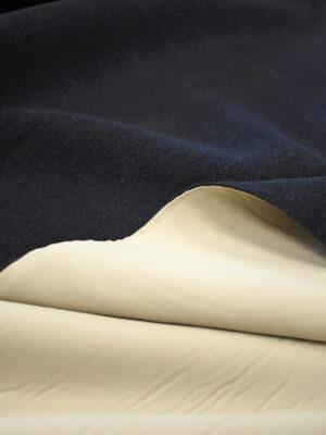 Неопрен букле темно-синего оттенка (9622) - Фото 13