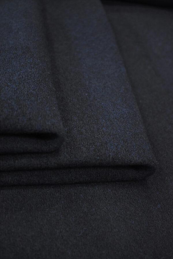 Неопрен букле темно-синего оттенка (9622) - Фото 9