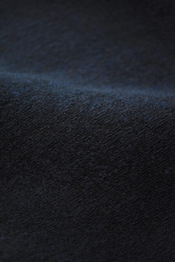 Неопрен букле темно-синего оттенка (9622) - Фото 10