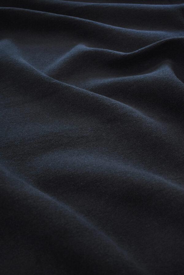 Неопрен букле темно-синего оттенка (9622) - Фото 6