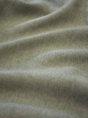 Неопрен стрейч двухсторонний черный с оливковым (9623) - Фото 29