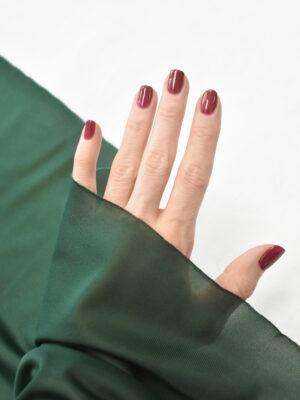 Подклад трикотажный темно-зеленого оттенка (9773) - Фото 13