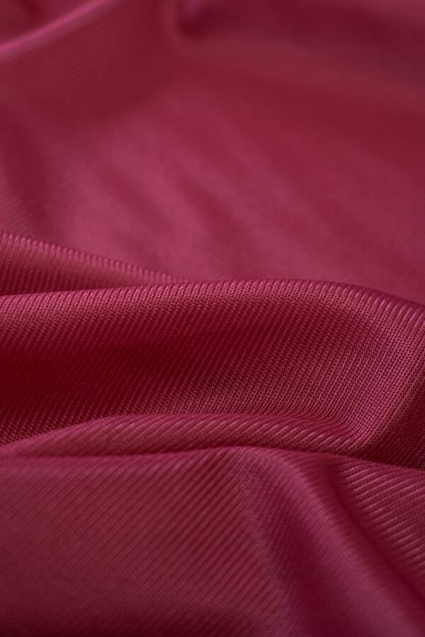 Подклад трикотажный вишневого цвета (9774) - Фото 10