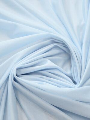 Подклад трикотажный нежно-голубой (9777) - Фото 15