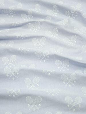 Джинс светло-голубого оттенка с вышивкой (9830) - Фото 24