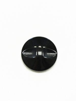 Пуговица бежевая в полоску с черным ободком (р1422) - Фото 24