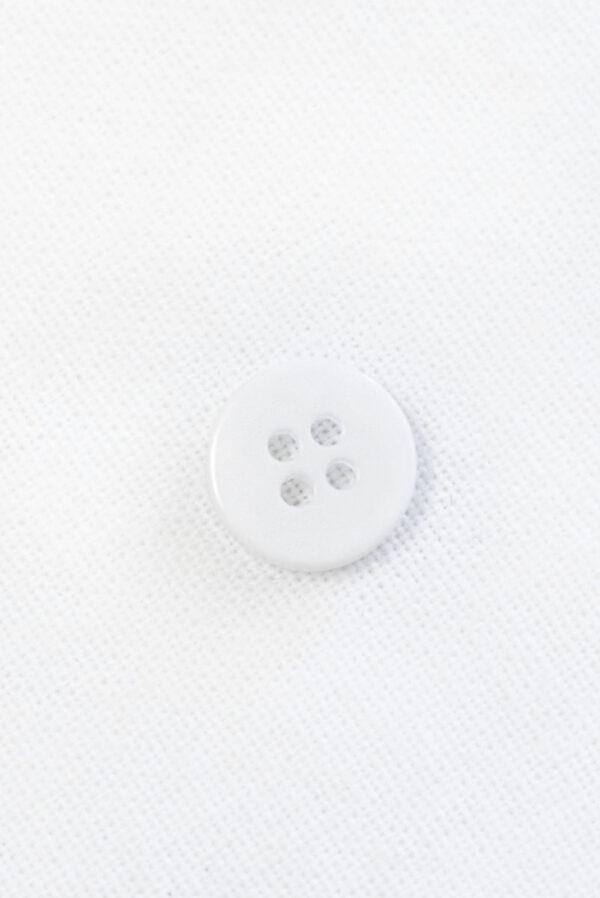 Пуговица пластик прозрачная с надписью (р1460) - Фото 8