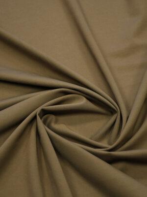 Джерси светло-коричневого оттенка (6957) - Фото 29