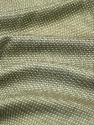 Твид шелковый бежевый с светлыми вкраплениями (9962) - Фото 12