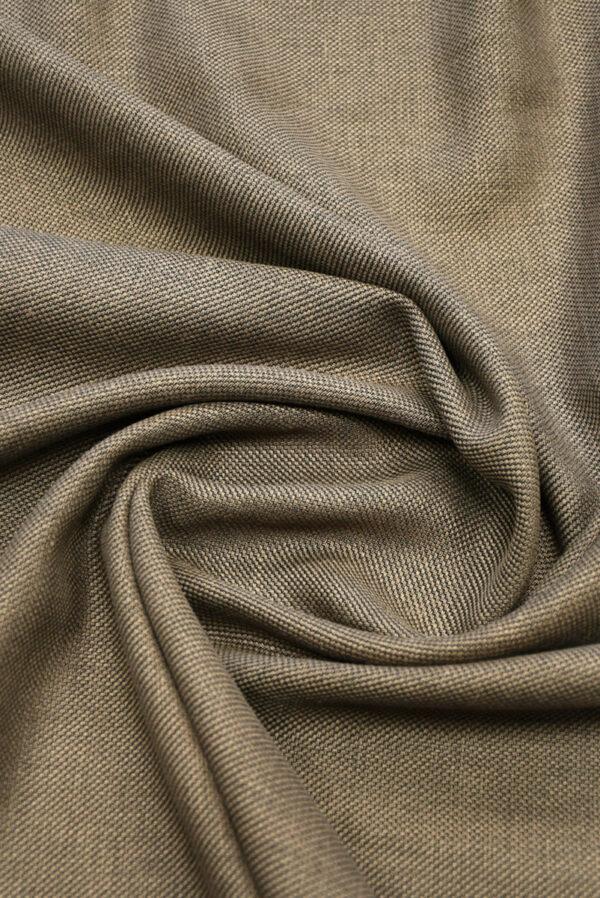 Твид коричневого оттенка (9963) - Фото 7
